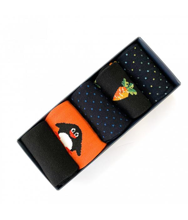 Машки/женски чорапи во кутија